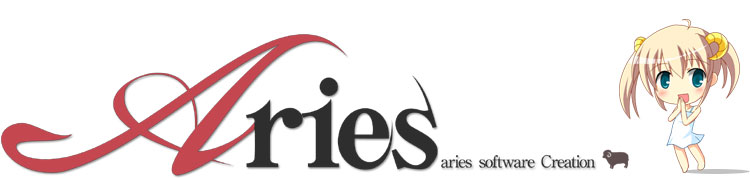 Aries official web site�ؤ褦������
